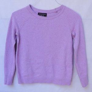 Banana Republic Filpucci Lilac Cashmere Sweater
